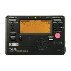 Acordor KORG TM50 cu functie metronom
