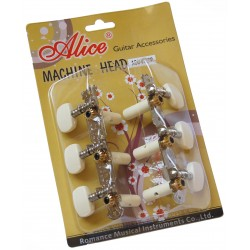 Set chei chitara clasica Alice AOD 017CP