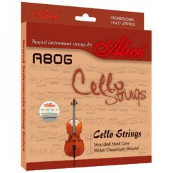 Corzi Violoncel Alice a806 set