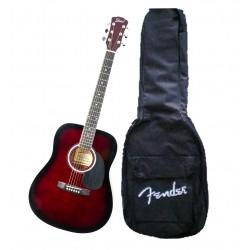 Set chitara acustica FREEDOM AG-300-WRS cu husa