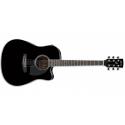 Chitara Electro-Acustica Ibanez PF15ECE-BK