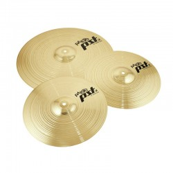Cinel Paiste PST3 Starter Pack SET 14HiH/18Cr/R