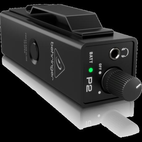 Amplificator Casti Behringer P2 Powerplay