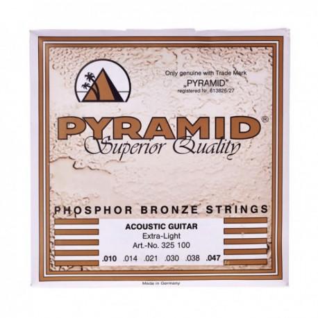 Corzi chitara acustica PYRAMID WESTERN STRINGS 010-047