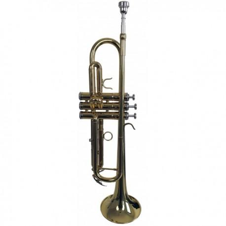 Trompeta FLAME PRO TP G400G TRUMPET Sib