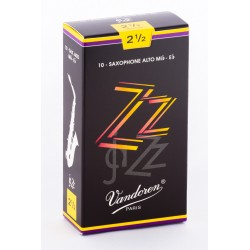 Ancii Vandoren ZZ Alto Sax 2.5