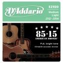 Corzi chitara acustica D'Addario EZ920