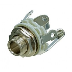 Conector Jack 6.3mm f 3 poli montant REAN NYS230