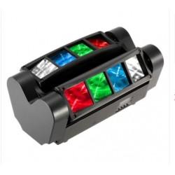 Moving head X-CRAFT LED Mini Spider XC-1358