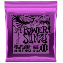Corzi chitara electrica Ernie Ball Power Slinky 011-048