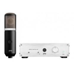 Microfon studio AKG P-820 Tube ptr voce