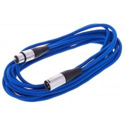 Cablu microfon 10 m XLR Mama-XLR Tata
