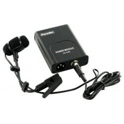 Microfon SUPERLUX PRA-383 XLR pt. instrumente de suflat