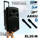 Boxa activa E-Lektron EL30-M
