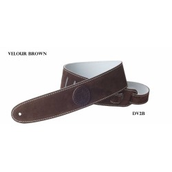 Curea chitara Bayus Velour Brown