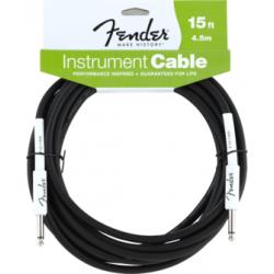 Cablu chitara Fender Performance - 4,5m (15ft)