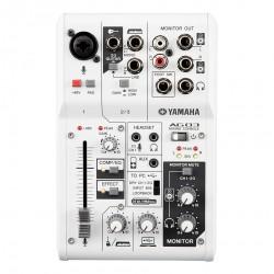 Mixer audio Yamaha AG03