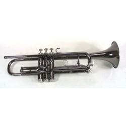 Trompeta neagra Garry Paul  GP 6418BK